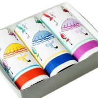 """Mouchoirs parapluie """"Mary Poppins"""" (x3)"""