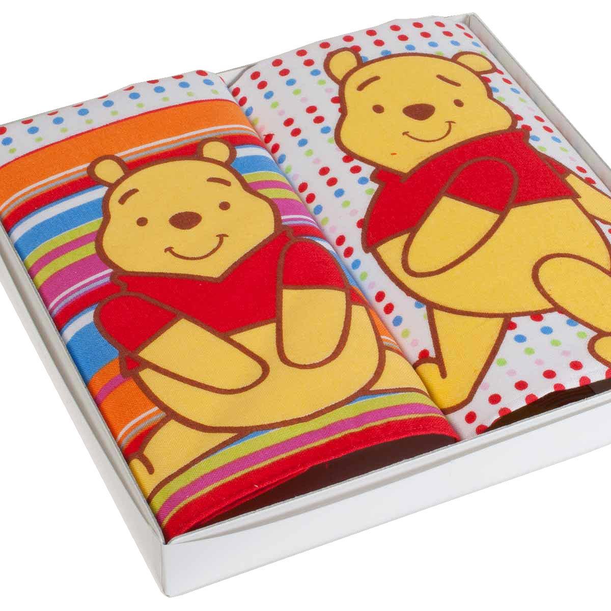 "Mouchoirs enfant ""Winnie"" (x2)"