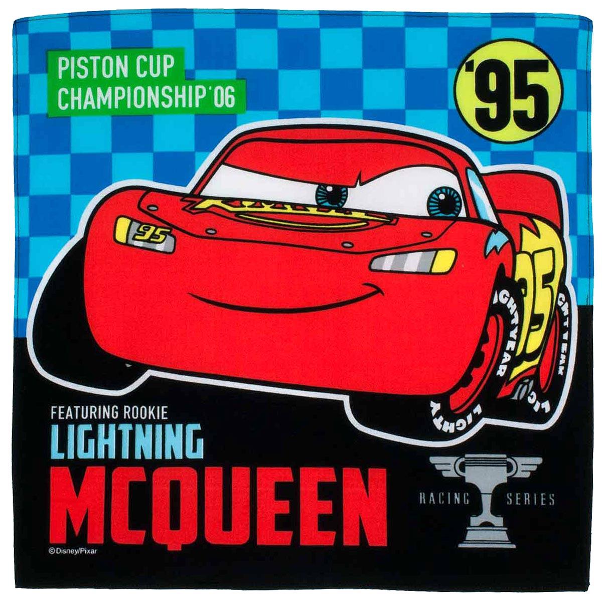 """Mouchoirs enfant """"McQueen"""" (x3)"""
