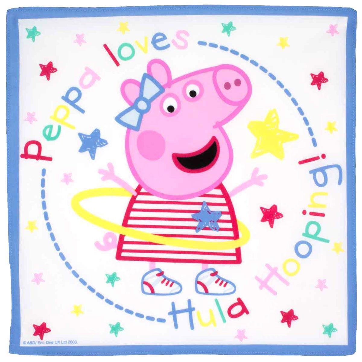 """Mouchoirs """"Peppa Pig"""" (x3)"""