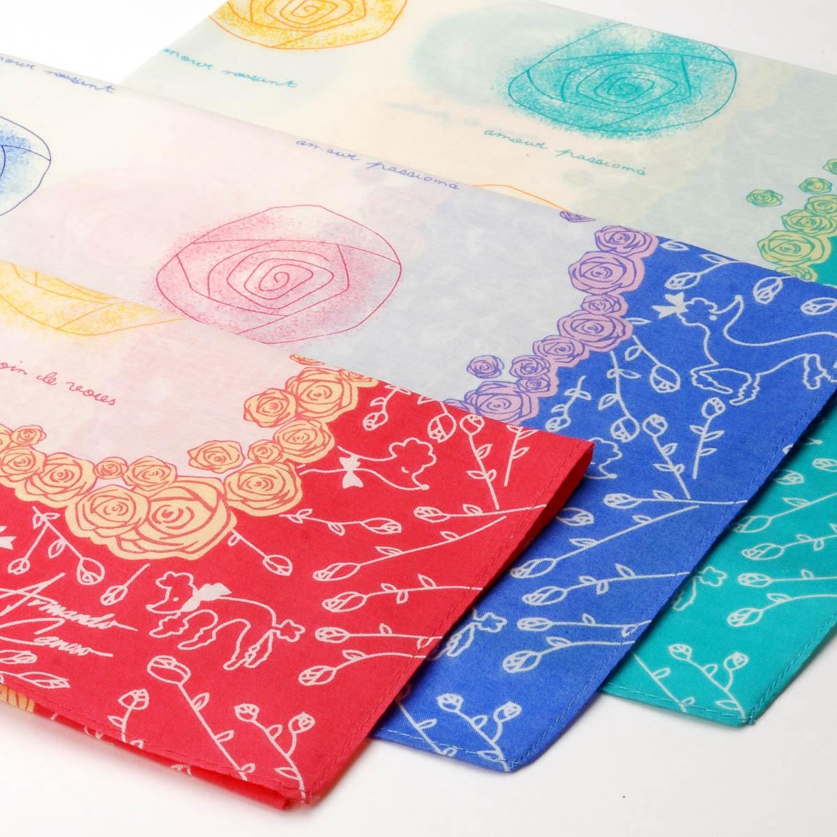 mouchoir pour femmes amore merrysquare n 1 des mouchoirs en tissu. Black Bedroom Furniture Sets. Home Design Ideas